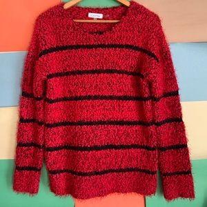 Calvin Klein Rug Sweater size S